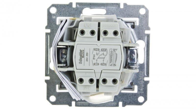 Sedna Łącznik krzyżowy biały IP44 SDN0500321
