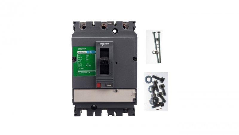Rozłącznik mocy 3P 250A EasyPact CVS250NA LV525425
