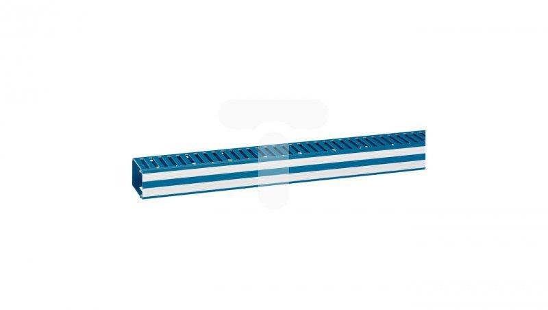 Korytko grzebieniowe LINA25 80x60 niebieskie 036216 /2m/