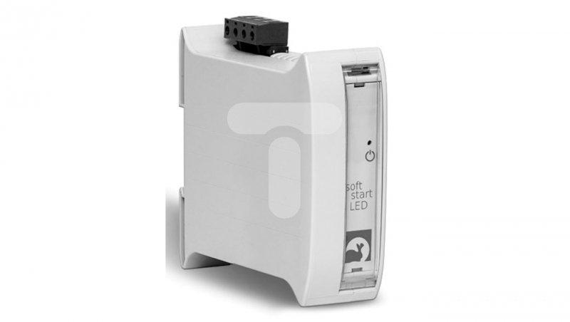Ogranicznik prądu rozruchu instalacji oświetleniowej soft start LED