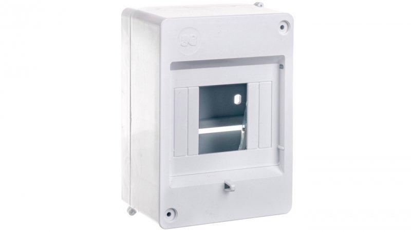 Rozdzielnica modułowa 1x4 natynkowa IP20 S-4 2304-00