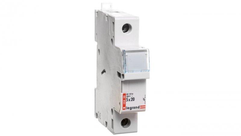 Legrand Rozłącznik bezpiecznikowy cylindryczny 1P 5x20mm RB300 005800