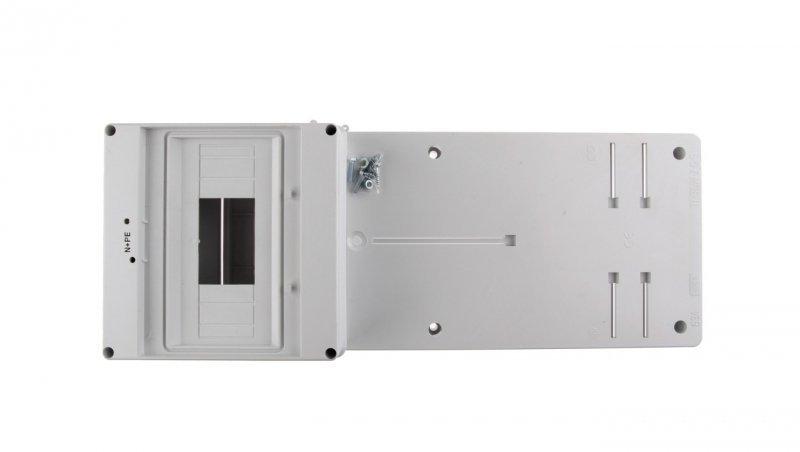 Tablica licznikowa 518x197mm 3F /S/ biała 0113-00