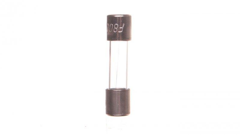 Wkładka aparatowa 5x20mm 800mA F /szybka/ 250V 006710017 /10szt./
