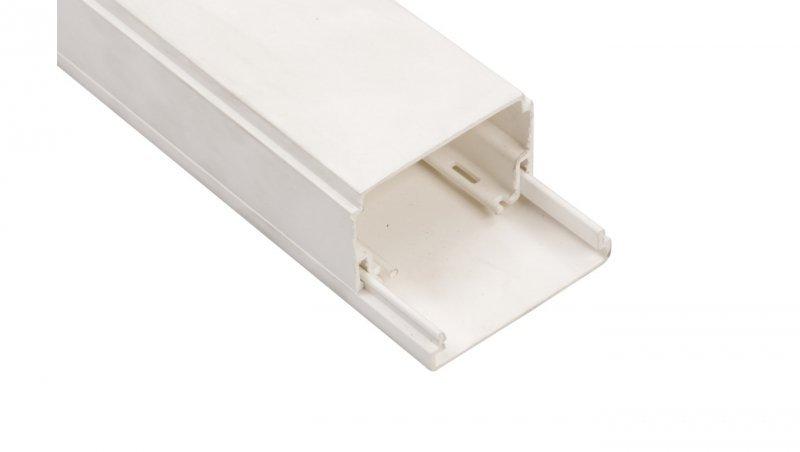 Kanał instalacyjny KI 60x40.1 biały 330110 /2m/