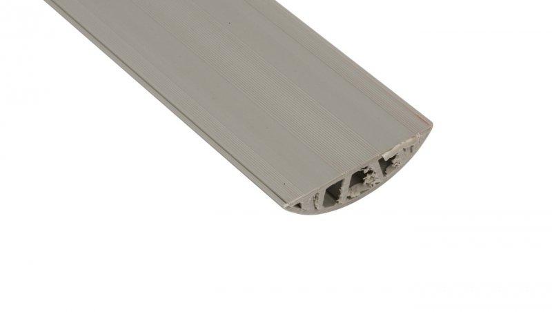 Listwa podłogowa 50x12mm szara LP 41/10 030092 /2m/