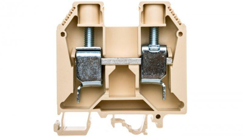Złączka szynowa gwintowa 35mm2 beżowa VS 35 PA 003901157