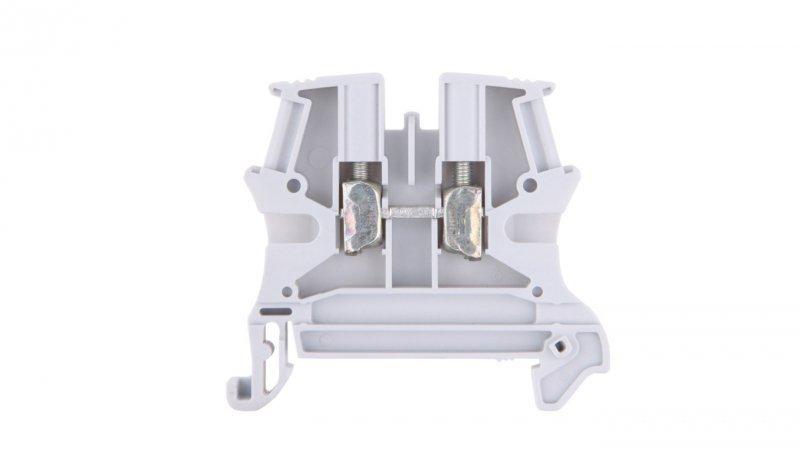 Legrand Złączka szynowa 2-przewodowa 4mm2 szara VIKING 037161