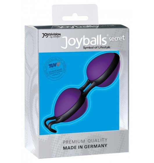 Joyballs Secret (fiolet/czerń)