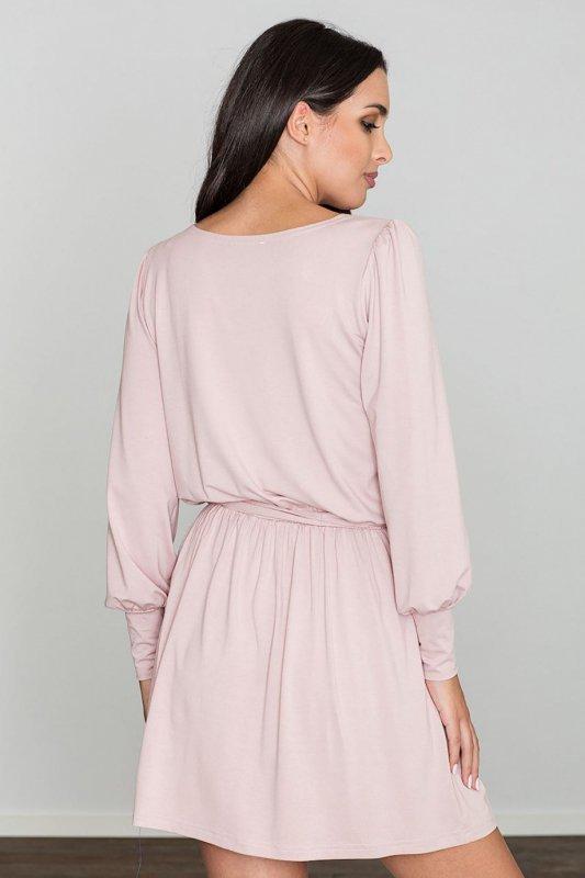 Sukienka Model M576 Pink - Figl