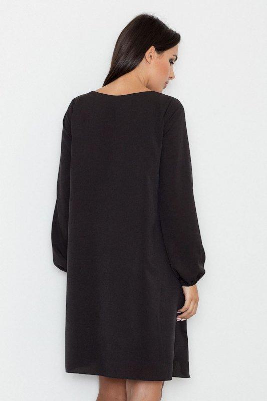 Sukienka Model M566 Black - Figl