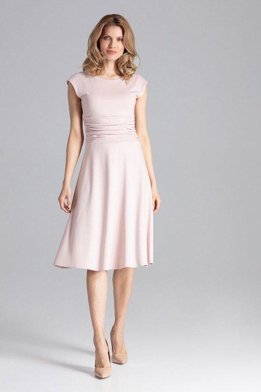 Sukienka Model M660 Pink - Figl