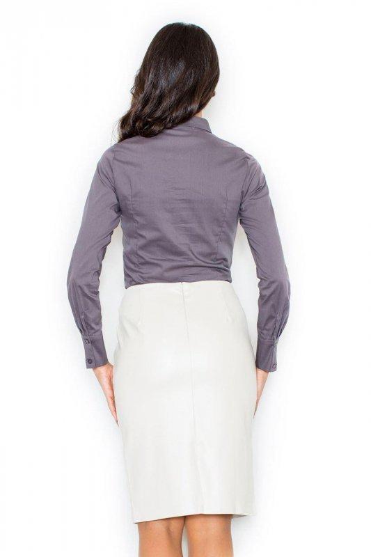 Spódnica Model 183 Ecru - Figl