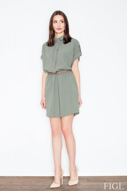 Sukienka Model M442 Green - Figl