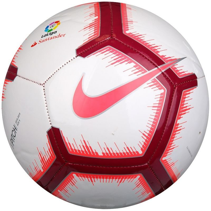 Piłka nożna Nike La Liga Pitch SC3318-100