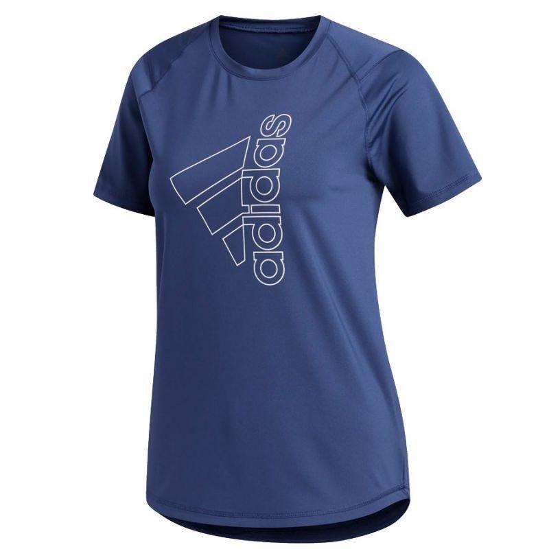 Koszulka adidas Tech Bos Tee W FQ1986
