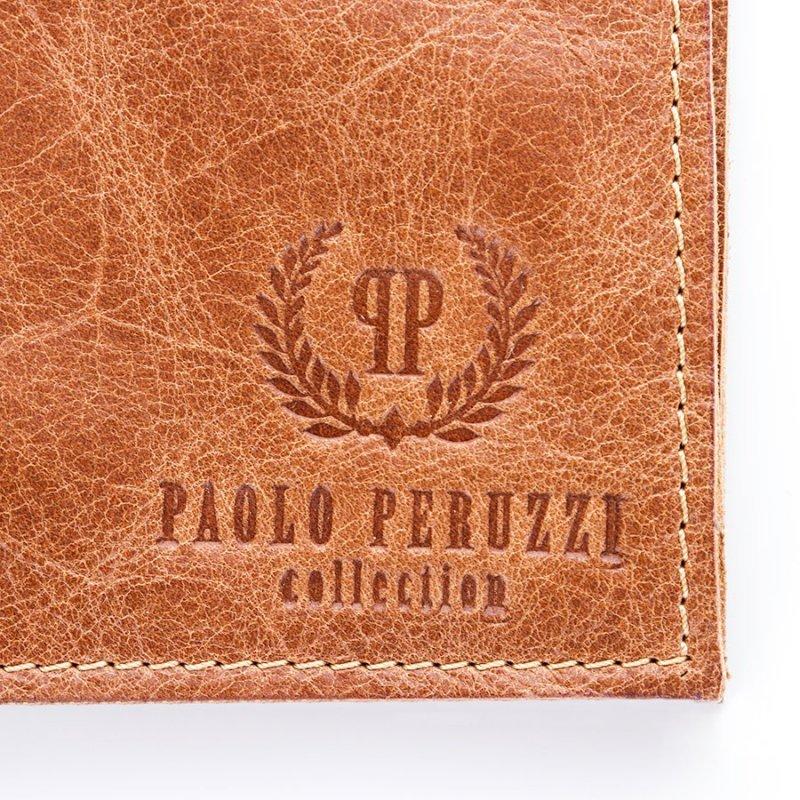 PORTFEL MĘSKI PAOLO PERUZZI SLIM 722-PP
