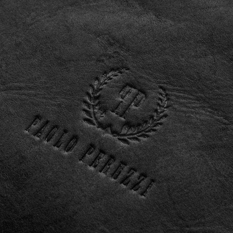 TORBA MĘSKA  SASZETKA PAOLO PERUZZI 501-PP