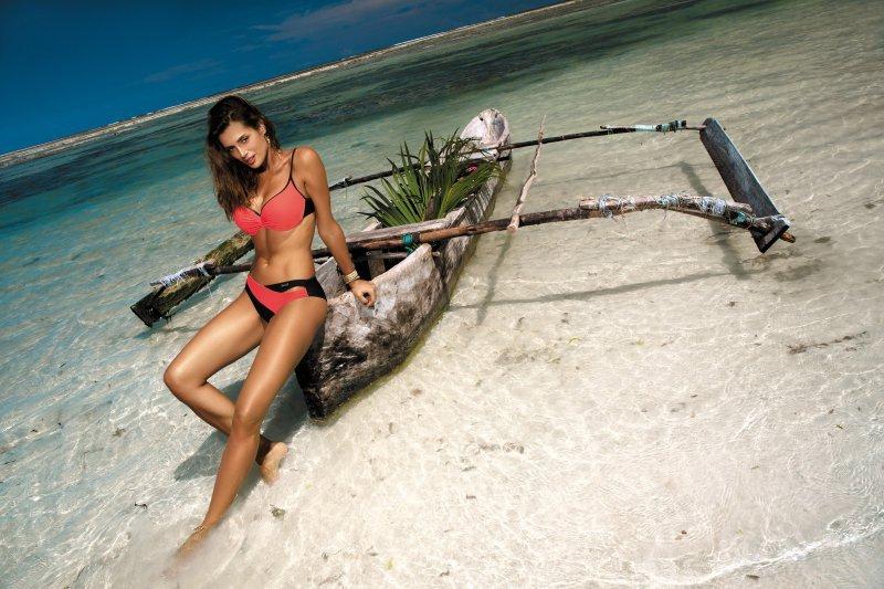 Kostium kąpielowy Jennifer Oldasica-Nero M-408 (5)