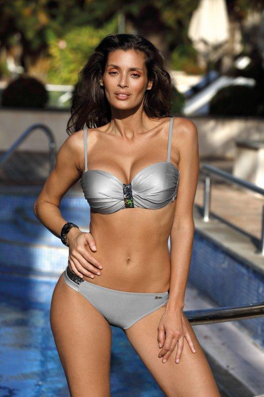 Kostium kąpielowy Lucinda Silver M-617 (7)