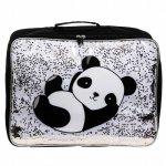 Lśniąca walizeczka -  Panda