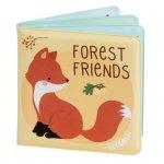 Książeczka do kąpieli -  Leśni Przyjaciele