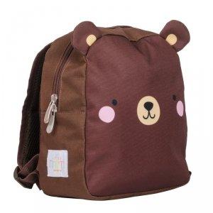 Plecak przedszkolaka -  Miś