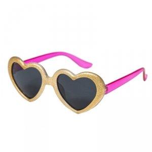 Okulary dziecięce 100% UV - Serca