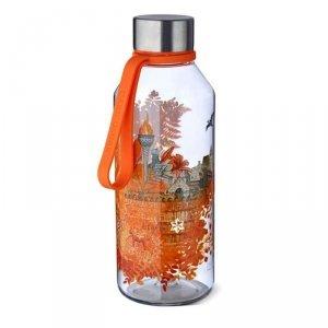 Butelka do wody 0,65 L - Ogień - Carl Oscar Runes Wisdom Flask
