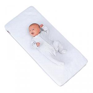 Little Chick London Oddychający materac antyalergiczny do łóżeczek dostawnych