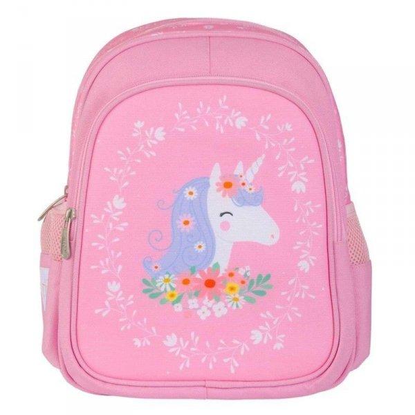 Plecak Jednorożec w kolorze różowym