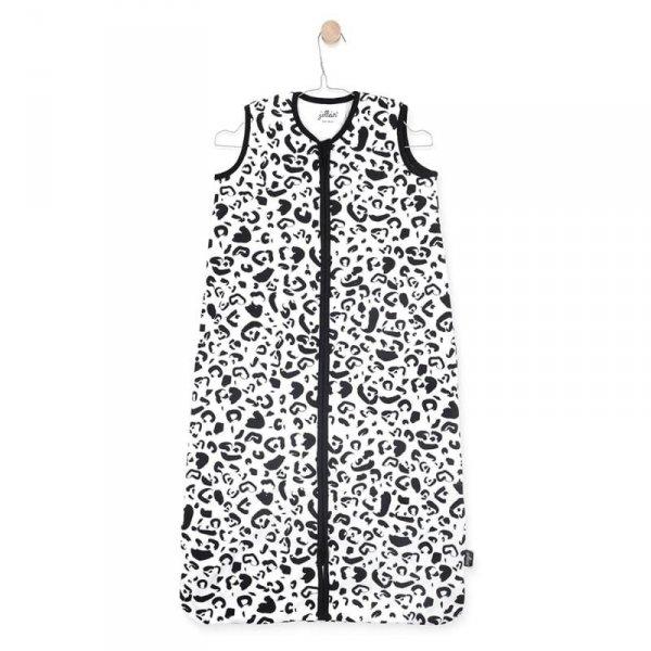 Jollein - Śpiworek niemowlęcy letni Summer Leopard 90 cm