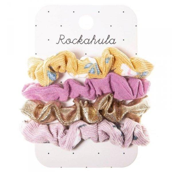 Rockahula Kids - gumki do włosów dla dziewczynki Scrunchie Florence