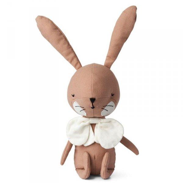 Przytulanka dla dziecka Pan Królik Różowy 18 cm w Luksusowym Pudełku Upominkowym - Picca LouLou