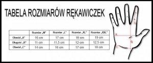 Rękawiczki KROSS Race Short 2.0 czarno-czerwone XXL