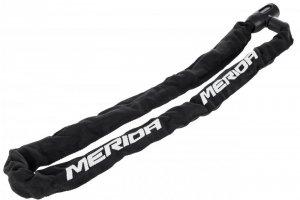 Zamknięcie MERIDA łańcuch 6x1200mm 834g czarne