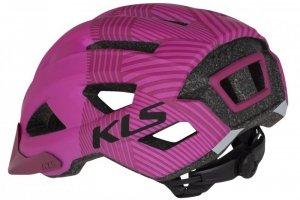 Kask KELLYS DAZE MTB z daszkiem S/M 52-55cm różowy /pink/