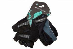 Rękawiczki KANDS AL-991 kr. czarno-szare M