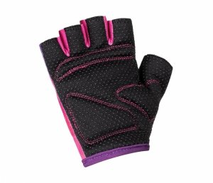Rękawiczki KELLYS YOGI krótkie, PURPLE róż-fiolet M