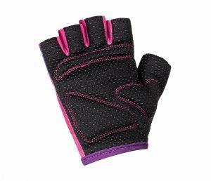 Rękawiczki KELLYS YOGI krótkie, PURPLE róż-fiolet L