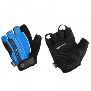 Rękawiczki ACCENT EL NINO czarno-niebieskie XL