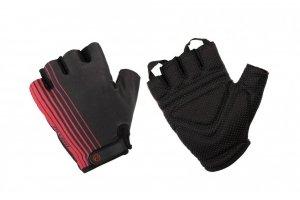 Rękawiczki ACCENT LINE czarno-czerwone L