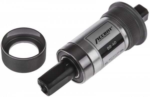 Wkład suportu ACCENT BB-40 kwadrat 68x124,5mm