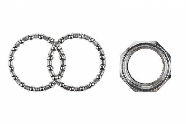 Stery 1 NECO H831CP z gwintem srebrne - uszczelniane