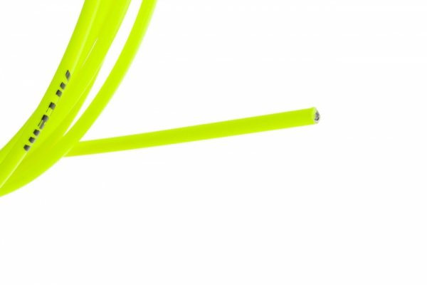 Pancerz hamulcowy ACCENT 5mm x 3m żółty fluo