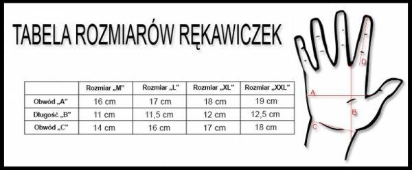 Rękawiczki KROSS Race Short 2.0 czarno-grafit XXL