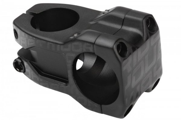 Wspornik kierownicy alum. AHEAD DARTMOOR Fury v.3 45mm / 31,8mm czarny anodowany