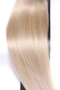 Zestaw Clip-in, długość 55 cm kolor #16 - ZŁOCISTY BLOND 220g