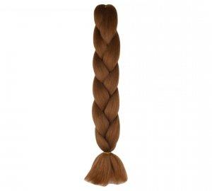 ŚREDNI BRĄZ- włosy do warkoczy, warkoczyków, dredów