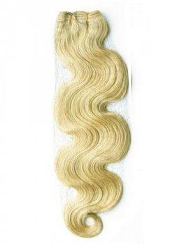 FALE Zestaw Clip-in, długość 55 cm kolor #613 - JASNY BLOND